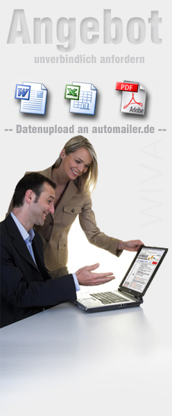 Briefe Kuvertieren Und Versenden : Automailer lettershop und onlinebrief portal dialogpost