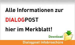 Dialogpost Informationen