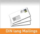 Mailing online kalkulieren und starten