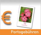 Die aktuellen Portogebühren - Digitalpost