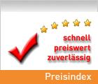 Preisindex Lettershop Dienstleistungen